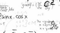 Math Symbols Background