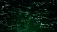 Mathematical Formulas Fly-Through