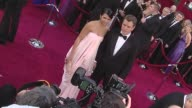 Matt Damon and wife Luciana Damon at the 82nd Annual Academy Awards Arrivals Part 2 at Los Angeles CA
