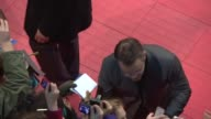 Matt Damon at 'The Monuments Men' Red Carpet at Berlinale Palast on February 8 2014 in Berlin Germany