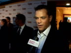 Matt Damon responds to Jimmy Kimmel on Sarah Silverman video Matt Damon interview SOT Great they gave us an award last time I'll do anything for...