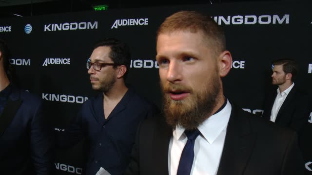 INTERVIEW Matt Lauria on how he feels to be premiering season 2 talks about what we can expect from his character this season what the new characters...