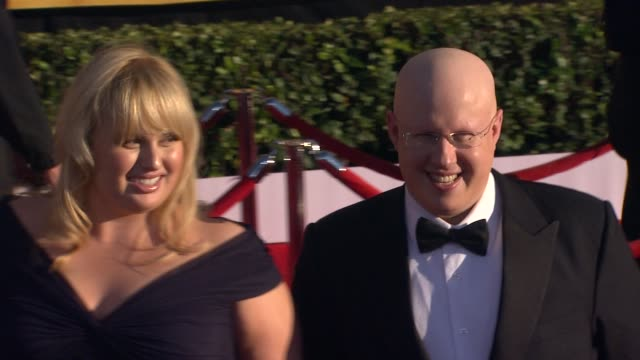 Matt Lucas at 18th Annual Screen Actors Guild Awards Arrivals on 1/29/2012 in Los Angeles CA