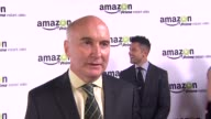 INTERVIEW Matt Malloy on the show at Amazoncom Red Carpet Launch Party in Los Angeles CA