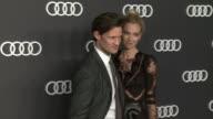 Matt Smith Vanessa Kirby at Audi Celebrates the 69th Emmys® in Los Angeles CA