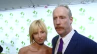 INTERVIEW Matt Walsh on being at the event on making the planet greener and on the Academy Awards at the Global Green USA 12th Annual PreOscar® Party...