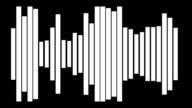 Equalizzatore musica vera opaco