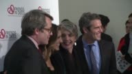 Matthew Broderick Sarah Jessica Parker Cynthia O'Neal and Andy Cohen at the A Little Jurassic Treasure Hunt A 20th Anniversary Benefit Celebrating...