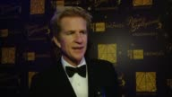 Matthew Modine on how he got to Hollywood on how production design has affected him at 21st Annual Art Directors Guild Excellence In Production...