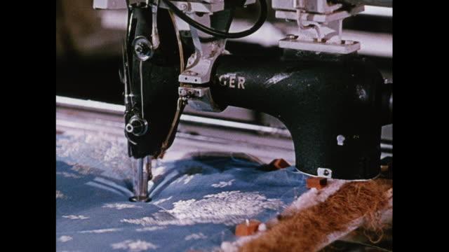 MONTAGE Mattress factory in United Kingdom