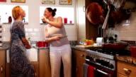 Mature Gay Couple at Home