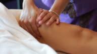 mature woman make treatment