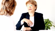 Mature women in business