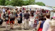 Mauer Park flea market