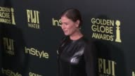 Maura Tierney at the Hollywood Foreign Press Association And InStyle Celebrate The 2016 Golden Globe Award Season at Ysabel on November 17 2015 in...