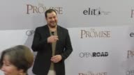 Max Adler at 'The Promise' Los Angeles Premiere at TCL Chinese Theatre on April 12 2017 in Hollywood California
