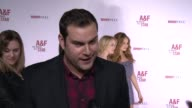 INTERVIEW Max Adler on being a part of the night his favorite things about the brand at Abercrombie Fitch's 'The Making Of A Star' Spring Campaign...