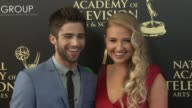 Max Ehrich at the 2014 Daytime Emmy Awards at The Beverly Hilton Hotel on June 22 2014 in Beverly Hills California
