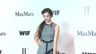 CLEAN Max Mara and W Magazine Cocktail Party to Honor the Women in Film Max Mara Face Of The Future Awards Recipient Hailee Steinfeld on 6/11/13 in...