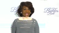 Maxine Waters at the Habitat For Humanity Of Greater Los Angeles Builders Ball at Beverly Wilshire Four Seasons Hotel in Beverly Hills in Celebrity...