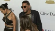 Maxwell and Julissa Bermudez at the 2017 PreGrammy Gala Honoring Debra L Lee With Grammy Salute To Industry Icons Award at The Beverly Hilton Hotel...
