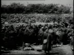 May 1940 PAN French troops in Dunkirk / France