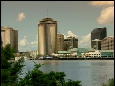 May 25 2006 ZO City of New Orleans skyline / Louisiana United States