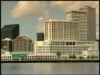 May 25 2006 PAN New Orleans skyline / Louisiana United States