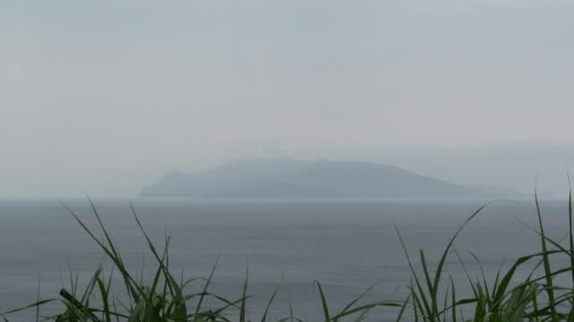 TOKYO May 29 Kyodo A volcano erupted Friday morning on Kuchinoerabu Island in Kagoshima Prefecture southwestern Japan prompting authorities to...