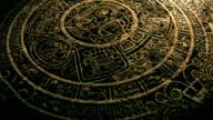 Mayan Calendar stone