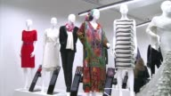 Mayor of Paris Anne Hidalgo officially opened the Design Museums new exhibit Women Fashion Power which showcases clothing worn by powerful women over...