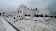 MazareQuaid the mausoleum of Muhammad Ali Jinnah founder of Pakistan