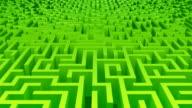 Maze Move Green
