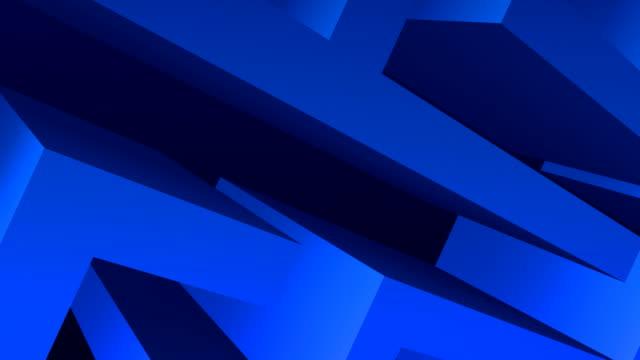 Maze Twist Blue
