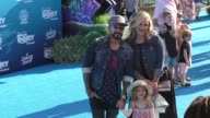 AJ McLean at Finding Dory Premiere at El Capitan Theatre in Hollywood in Celebrity Sightings in Los Angeles