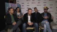 INTERVIEW A J McLean Howie Dorough Nick Carter Kevin Richardson Brian Littrell on 'Take That' going to 3 being a five again fighting married to each...