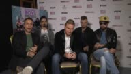 INTERVIEW A J McLeanHowie Dorough Nick Carter Kevin Richardson Brian Littrell on breaking London Top of The Pops sing after the premiere not being...