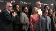 'Me Myself and I' cast at The Paley Center For Media's 11th Annual PaleyFest Fall TV Preview of 'Me Myself and I' on September 12 2017 in Beverly...