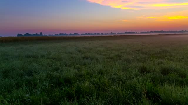 T/L Meadow In The Sunrise