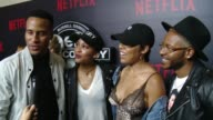 INTERVIEW Meagan Good Lemaya Good Levon Franklin and Eric Bellinger on how Def Comedy Jam impacted comedy and influenced them favorite moments at...