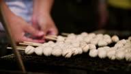 meatballs grill