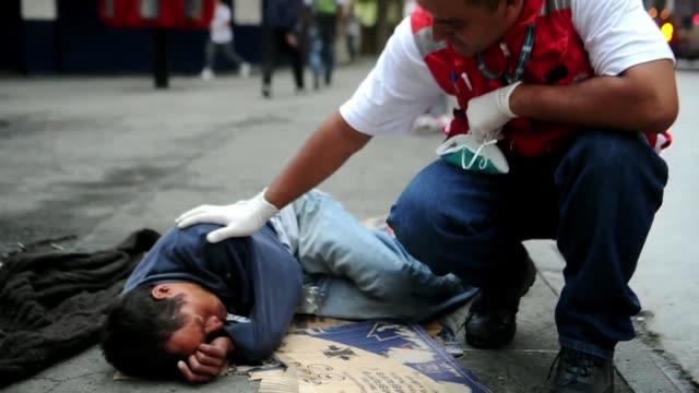 Medellin quiere reducir la poblacion en situacion de calle VOICED Medellin en situacion de calle on April 09 2013 in Pasto Colombia