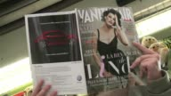 Media group Conde Nast is to launch a French edition of its Vanity Fair magazine in coming months Paris France