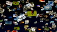 Medien Bildschirme mit alpha (HD1080