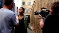 Medien: TV-interview