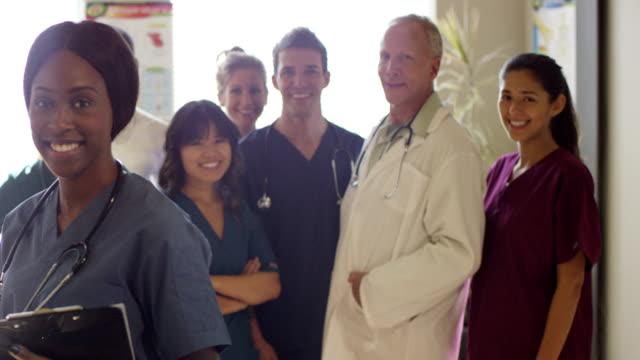 Medizinische Team