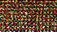 Medicine capsules Background
