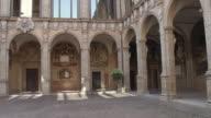 WS PAN Medieval courtyard / Bologna, Italy
