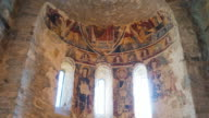 Medieval Fresco in San Vicenç Church