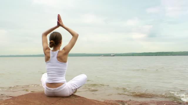 Meditation Outdoor.